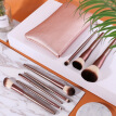 Xiaomi DUcare Makeup Brushes Sets 8pcs Professional Powder Foundation Eyeshadow Brush Set With PU Cosmetic Bag Beauty Essentials M