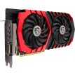 MSI GeForce GTX 1060 GAMING X 6G 1594-1809MHZ GDDR5 PCI-E 3.0 graphics card