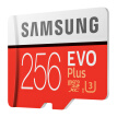 SAMSUNG Memory Storage Card 32GB/64GB/128GB/256GB 95MB/S 4K Class10 Micro SD Cards Red Plus U3 256GB