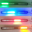 L-MIND Remote Control Strobe Warning Multi-Color Offroad Used Police Emergency RGB LED Light Bar