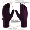 Quick drying Lightweight Touch Screen Running, Hiking Cycling Running Winter Outdoor Gloves for men and women