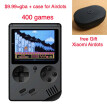 Gameboy Retro Portable Mini Handheld Game Console Built-in 400 game
