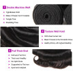 Ishow Hair 7A Brazilian Virgin Hair With Baby Hair Closure 3PCS Brazilian Body Wave Hair Bundles With 1PC Lace Closure