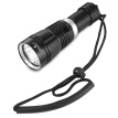 LBYB - 055 CREE XM - L2 Portable Tactical Diving Handheld LED Flashlight Outdoor 80m Waterproof Torch for Camping Hiking Hunting