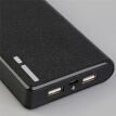 50000mAh External Power Bank Backup LED Dual USB Battery Charger for iPhone