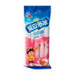 Hiroyuki summer ice crispy ice strawberry flavor 85ml*5 sticks/bags special sticks ice fruit flavor can be sucked