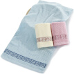 Sanli auspicious satin file cotton towel 34 × 72cm wash face towel value 3 loaded