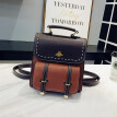 NEW Mini Shoulder Bag Old School Classic Vintage High Quality Leather Backpack