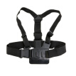 Adjustable Practical Action For Gopro HD Hero Camera Body Harness Belt Chest Strap Accessories Professiona Mount Outdoor Sport Ela