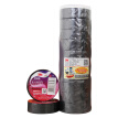 3M 1500 # car general-purpose PVC electrical insulation tape / lead-free electrical tape 18mm * 10m (10 package) Auto repair home improvement wear moisture-resistant acid and alkali black