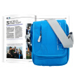 [Jingdong supermarket] Cara sheep (Carany) CX4008 dark blue carnival series of anti-splashing water ipadmini for Messenger bag leisure sports shoulder bag portable bag