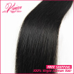 Peruvian Virgin Hair Straight 4 Bundles Peruvian Straight Human Hair Weave Bundles 100% Virgin Hair Queen Hair Products