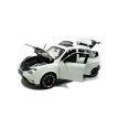 1:18 scale NISSAN Juke Nismo RS 2014 diecast model car white