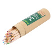 Chenguang (M & G) AWP34304 Kraft paper tube loaded with original wood color pencil color lead 24 colors / tube