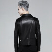 Men's leather jacket long sleeve autumn witer clothing genuine sheepskin motocyle coat real leather the newest style
