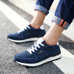 Apple  running shoes for men soft nature leather  men sneakers walking shoes