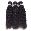 Amazing Star Jerry Curly Bundles Malaysian Virgin Hair Wet and Wavy Human Hair Extensions 3 Bundles Soft and Thick Hair Weave