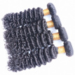 Malaysian kinky curly hair weave 4pc/lot virgin malaysian hair bundle 100% human hair extension unprocessed malaysian virgin hair