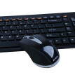 Shuangfeiyan (A4TECH) 9500F Wireless Mouse Keyboard Set,Multimedia Keyboard Comp