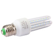 Lorraine (ROlin) led bulb energy saving lamp U type 9W large screw mouth E27 white light
