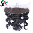 13*4 Ear To Ear Lace Frontal 9A Grade Body Wave Brazilian Virgin Human Hair Lace Frontals With Baby Hair