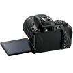 Nikon D5600 SLR kit (AF-P DX Nikkor 18-55mm f / 3.5-5.6G VR) black