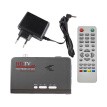 HD 1080P With VGA/ Without VGA Version DVB-T2 TV Box Receiver Remote Control