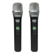 KFW V6800 Wireless Microphone refuses to interfere with FM radio microphones