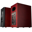 Edifier (EDIFIER) AIRPULSE A200 Stereo Active Bookshelf Speaker Audio Computer Speakers TV Sound Cherry Red
