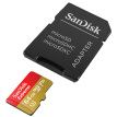SanDisk Extreme microSD Memory Card, 64GB