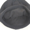 CACUSS wool hat male knit hat wool cap plus velvet thick gray Z0080
