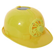 Outdoor Solar Energy Safety Helmet Hard Ventilate Hat Cap Cooling Cool Fan