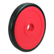 Cheng Yue dumbbell barbell 15 kg kg red removable natural color plastic men and women sports fitness equipment CY-122