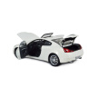 1:18 scale Infiniti G37 Coupe 2013 diecast model car white