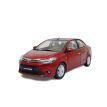 1:18 scale Toyota Vios 2014 diecast model car red
