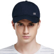 [Jingdong Supermarket] Lan Shiyu M0220 baseball hat men spring and summer Korean version of pure color leisure duck cap Tibetan blue