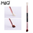 (MSQ) rose gold double-headed powder brush / powder brush blush brush double-headed brush make-up make-up tools