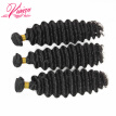 8 A Unprocessed Malaysian Curly Hair 3 Bundles Deal Malaysian Virgin Hair Curly Weave Human Hair Extensions Virgin Hair