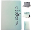 Butterfly Smile Style Classic Flip Cover with Stand Function and Credit Card Slot for iPad  Mini 1/2/3
