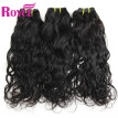 Grade 7A Malaysian Virgin Hair Water Wave 3Bundles Deals Wet and Wavy Virgin Hair Extension Human Hair Unprocessed Natural Curly