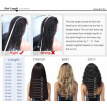 Female Star Glueless Full Lace Human Hair Wigs Brazilian Virgin Hair 130 Density Human Hair Wigs For Black Women With Bbay Hair