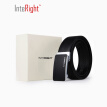 INTERIGHT leather men's light business automatic buckle belt gift box [automatic buckle]