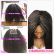 Virgin Brazilian Kinky Straight Hair Closure,100% Human Hair Lace Closure 4x4,Top Quality Hair Products,Natural Color 1B