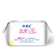ABC pro-soft vertical Wai thin cotton soft surface sanitary napkin 240mm * 8 (KMS formula)