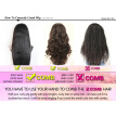Female Star Hair 7A Grade Human Hair Full Lace Wigs Black Women 130 Density 16-22 inch Brazilian Virgin Curly Wigs