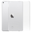 BIAZE Apple new iPad protective cover 2017 new iPad7 protective shell silicone sleeve thin and light drop transparent soft shell refreshing series PB02-transparent white