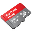 SanDisk 256GB TF (MicroSD) Memory Card U1 C10 A1 Extreme High Speed Mobile Read Speed 100MB/s Wide Compatibility Compatible