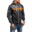 New Men Fashion Cardigan Hoodies Hooded Sweater