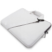 Cloud power T-900 computer bag 13.3 inch portable shoulder Apple laptop bag Macbook Pro / Air Apple computer liner bag gray