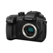 Panasonic digital camera (Panasonic) Lumix DC-GH5GK miniature single camera Panasonic flagship camera (6K photos, 4K 60P / 50P, 4: 2: 2 10bit video recording, 20.3 million pixels)